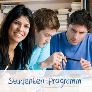 Studenten-Programm im Pauker