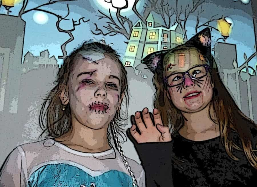 English World for Kids - Halloween