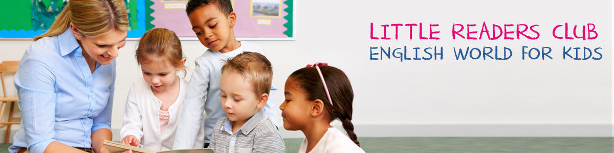 Little Readers Club - English World for Kids