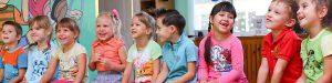 Englisch lernen im Kindergarten