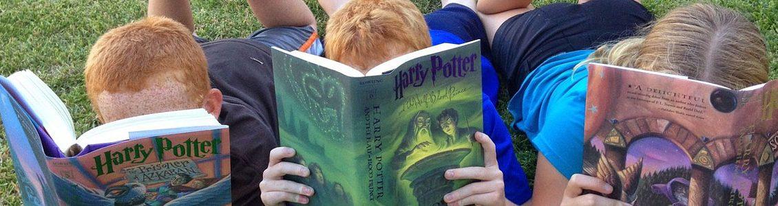Bücher lesen: Macht auch den Kleinen großen Spaß