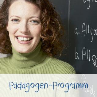 Pädagogen-Programm im Pauker