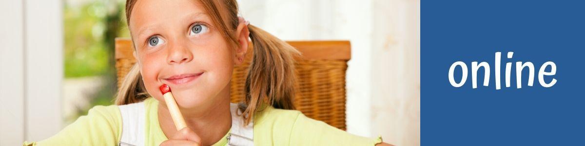 Konzentrationstraining für Volksschüler - online